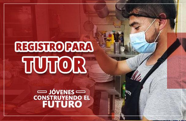 Requisitos para ser tutor de Jóvenes Construyendo Futuro